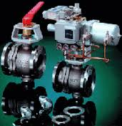 KITZ A-port Quarter Turn Control Valves