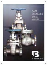 Bonney Forge - Cast Stainless Steel Valves