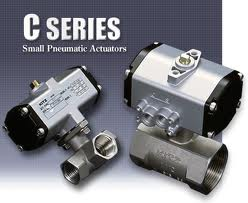 KITZ C Series Pneumatic Actuators