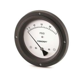 1141 Differential Pressure Gauge