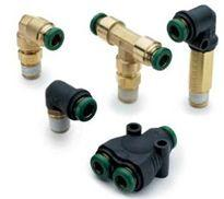 Brass Push-to-Connect Fittings