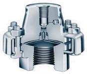 Diaphragm Seal-Type 100