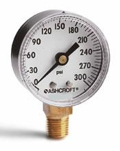 Pressure Gauge-Commercial Type 1005