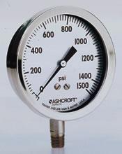 Gauge - Hydraulic Type 1009, 1010, 1017, 1220