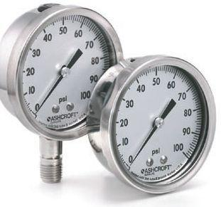 Gauge-Stainless Steel Duralife Type 1009 (2 1/2