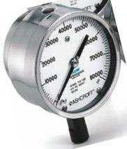 Gauge-Stainless Steel Type 1109
