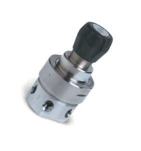 Pressure Regulators-Single & Dual Stage