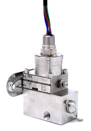 Pressure Switch Series 672DE