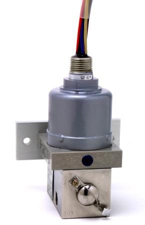 Pressure Switch Series 673DE