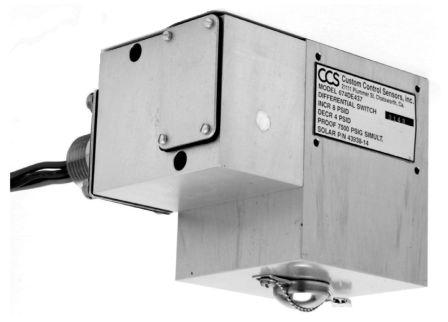 Pressure Switch Series 674DE