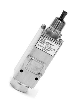 Pressure Switch Series 6900GZE-7066