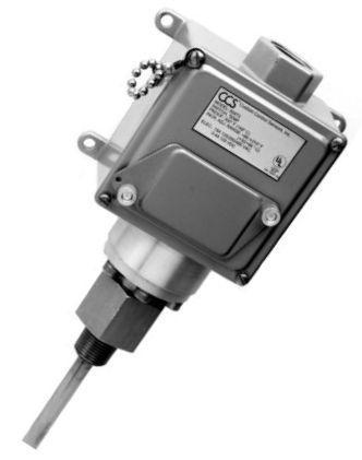 Temperature Switch Series 604T, 604TU